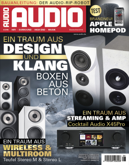 AUDIO 08/2018 - SilentSocket 12 mk2