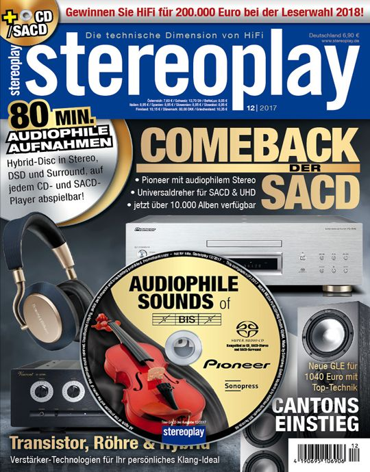 stereoplay 12/2017 - LS12+NF12