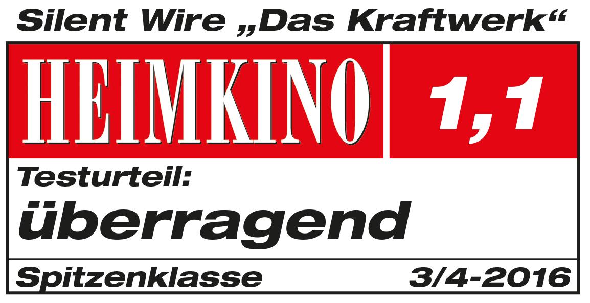 HEIMKINO 3/4-2016 - Das Kraftwerk