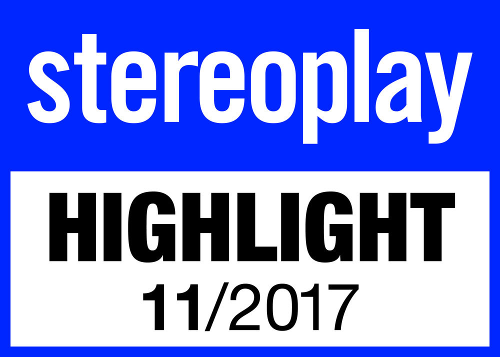 stereoplay HIGHLIGHT 11/2017 Silent WIRE KV alpha